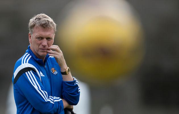 Moyes rechaza al Sunderland para recibir una oferta mejor que le haga abandonar la Real Sociedad