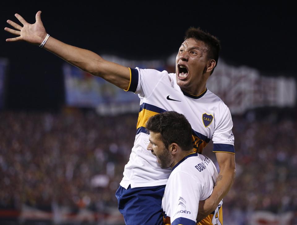 Paraguay Argentina Soccer Copa Sudamericana