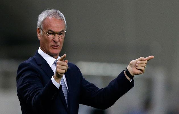 Claudio Ranieri Greece