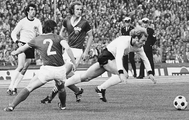 East German football remembered