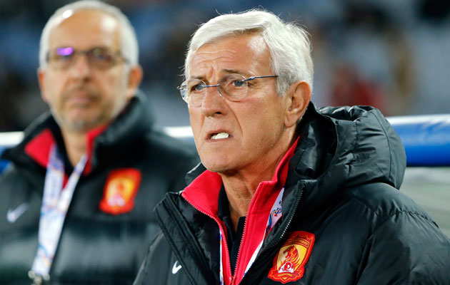 Marcello Lippi retires