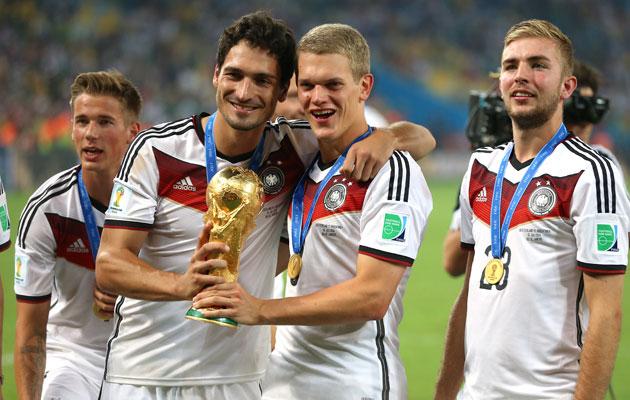 Mats Hummels Bayern Munich bound