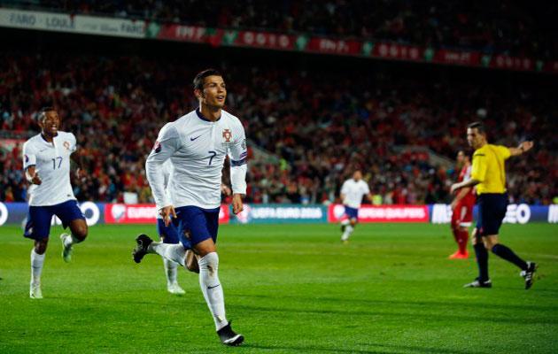 Cristiano Ronaldo Armenia