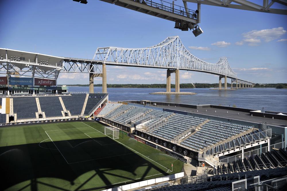 6. stadium F