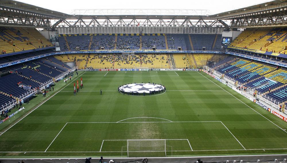 8. stadium H