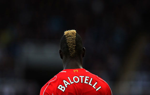 Mario Balotelli shows no sign of slowing down