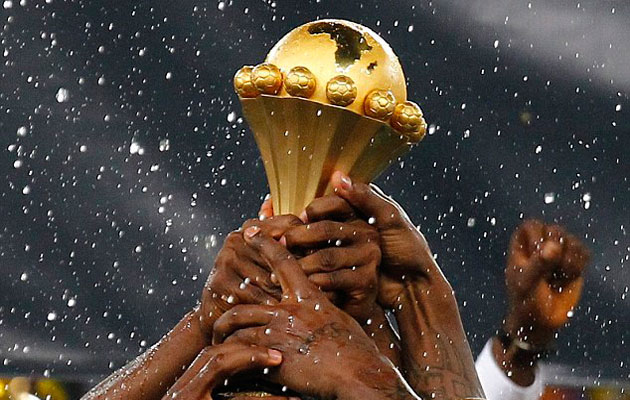 African Nations Cup trophy