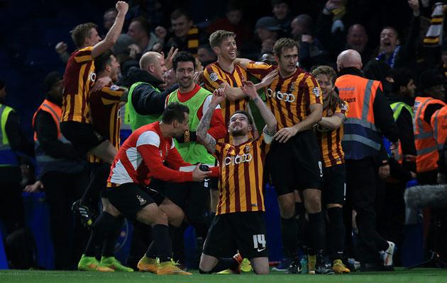 Bradford City Chelsea