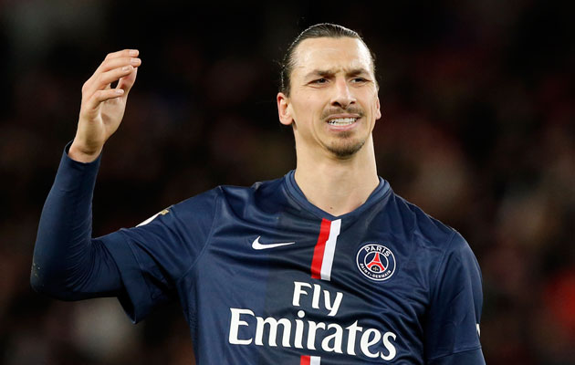 Ibrahimovic scores winner with his chest - World Soccer
