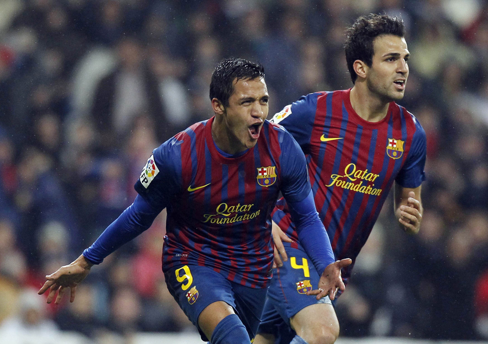 Alexis Sanchez, just one of a number of attacking players recruited by Andoni Zubizarreta,