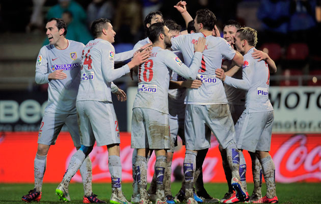 Eibar vs. Athletic Bilbao