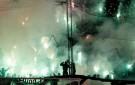 Panathinaikos fans