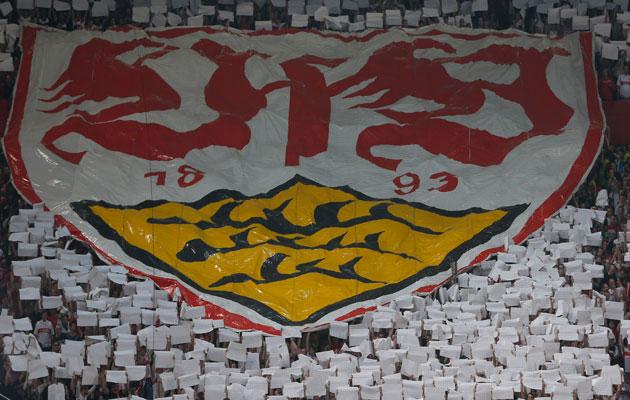 Stuttgart fans