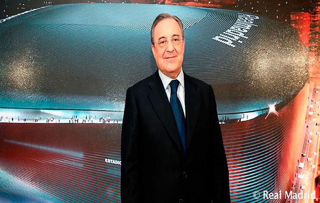 New Bernabeu Real Madrid