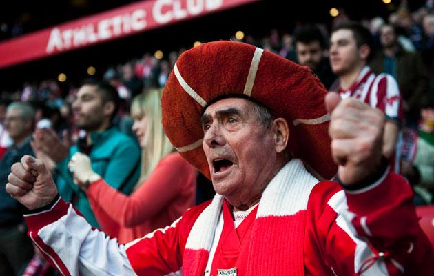 Atheltic Bilbao fan