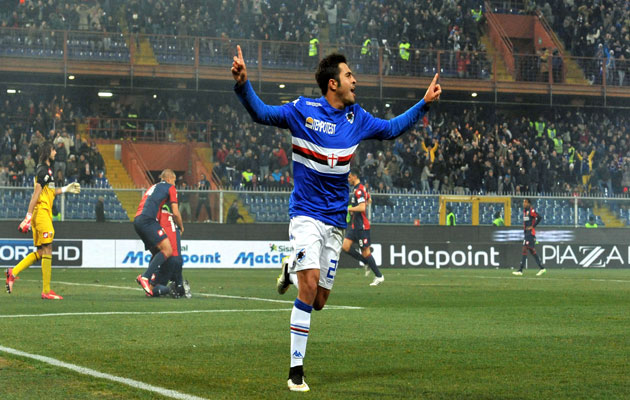 Paddy Agnew's Notes from Italy - Eder celebrates Italy call-up in style