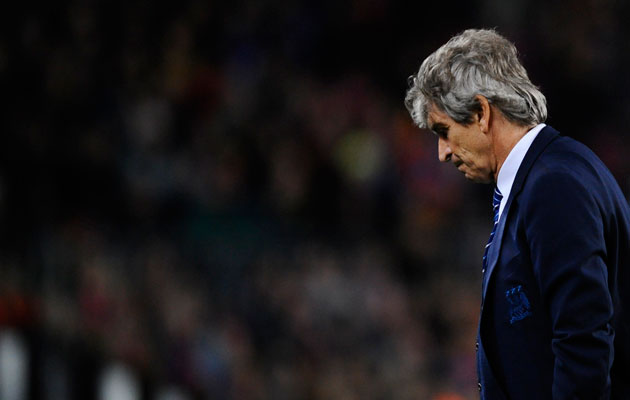 Manuel Pellegrini upbeat about position despite Champions League exit