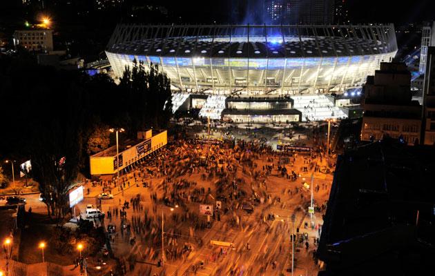 Olimpiyskiy National Sports Complex Kiev