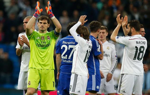Real Madrid Schalke
