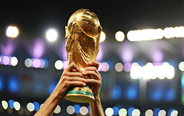 World Cup trophy 48-team World Cup