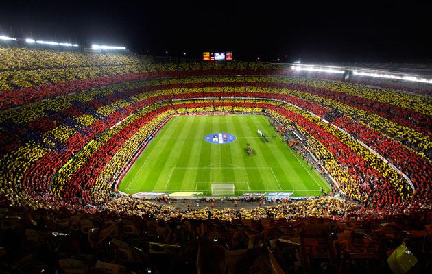 Kataloniyada yerləşən stadionun adı dəyişir