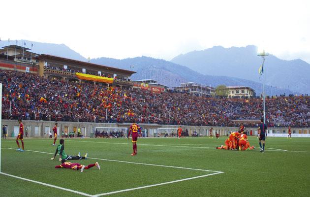 Bhutan Sri Lanka