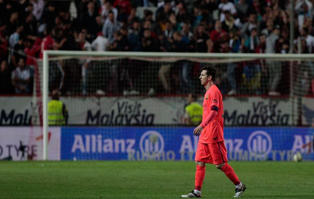 Lionel Messi Sevilla