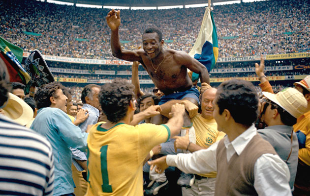 football and Brazil when transcended became 1970: art sport