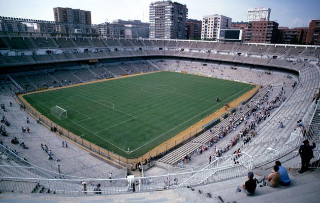Bernabeu Real Madrid