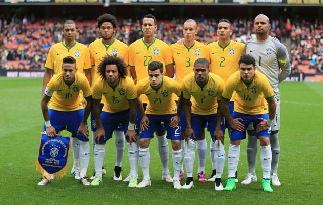 Image result for Brazil team