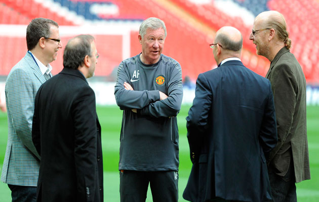 Glazers Manchester United