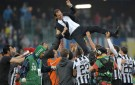 Juventus' coach Massimiliano Allegri