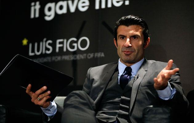 Luis Figo FIFA