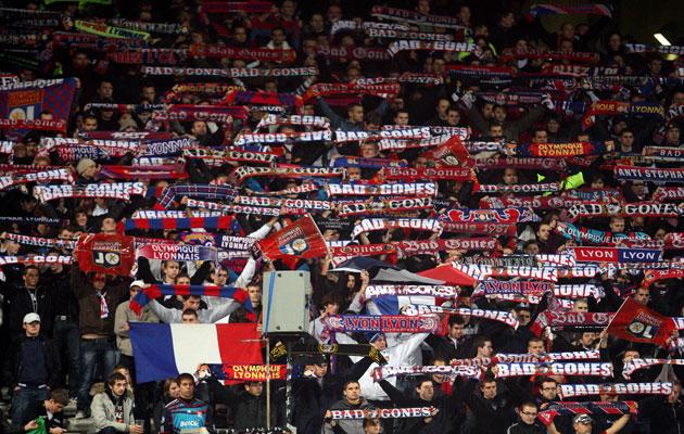 Lyon-fans