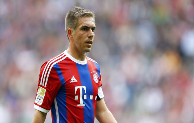 face to face with bayern munichs philipp lahm