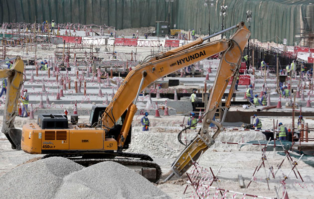 Qatar migrant workers human rights world cup