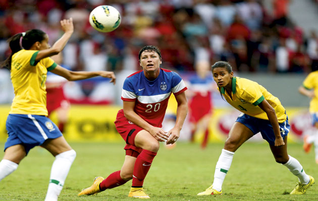 Amy Wambach USA