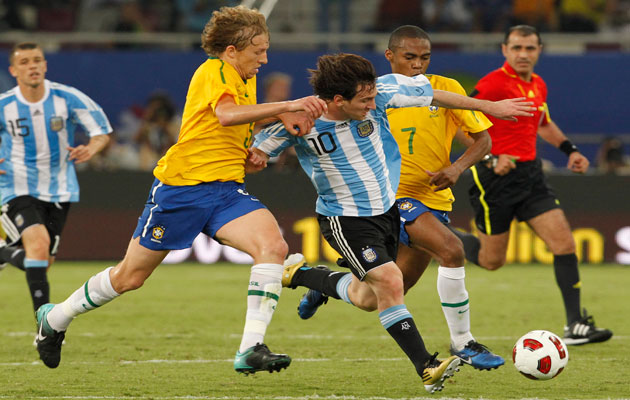 Brazil-Argentina friendly in Qatar under investigation