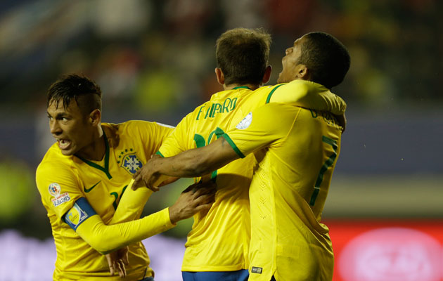 Brazil Peru Copa America