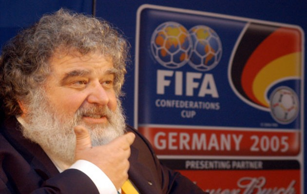 Chuck Blazer banned from football for life