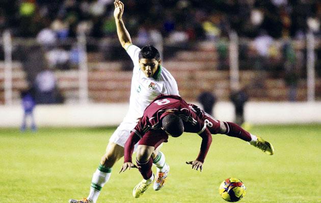 Copa America Bolivia