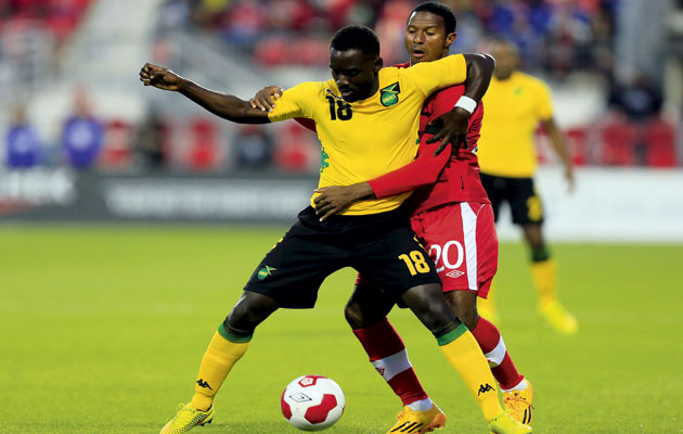 Copa America Jamaica