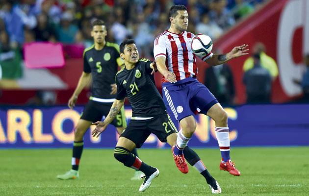 Copa America Paraguay