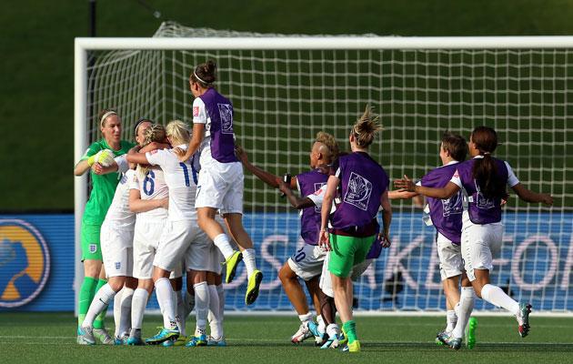 England women's world cup