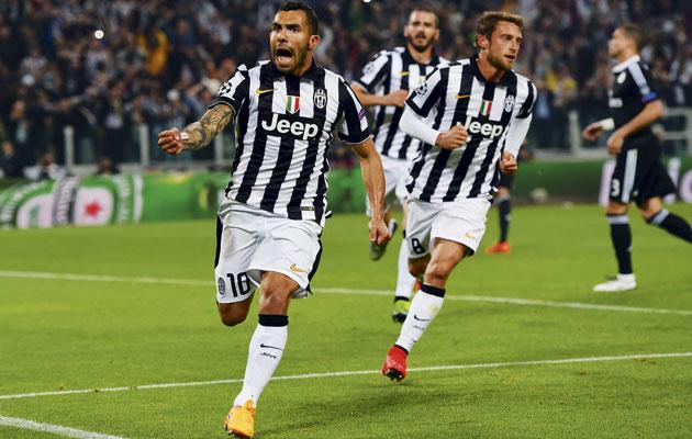 Juventus Champions League final