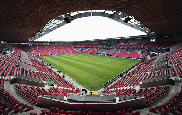 Stadium Guide Eden Arena Prague