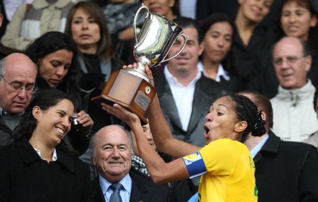 Blatter Women's World Cup
