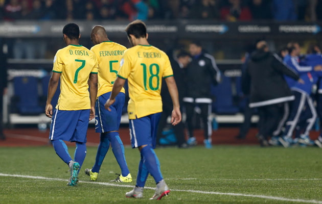 Brazil turns to former players in bid to stop the rot