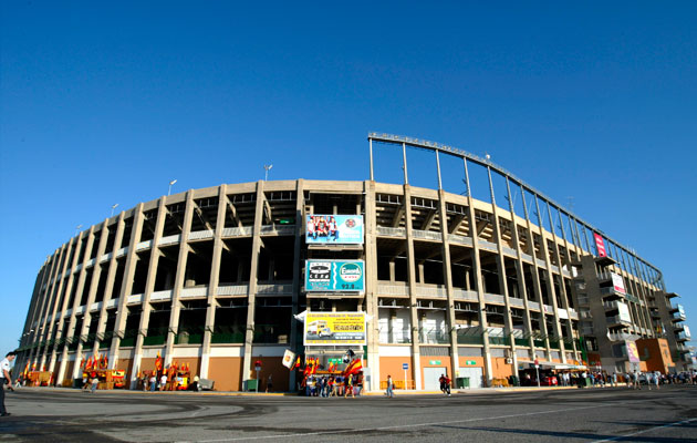 Martinez Valero Stadium in Elche