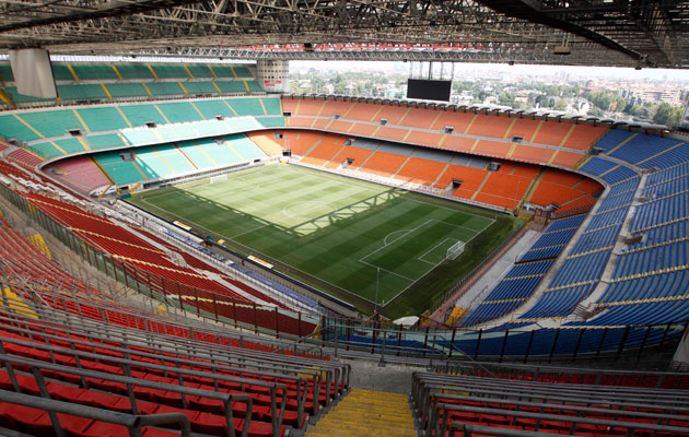 k 525 san siro milan - photo#12